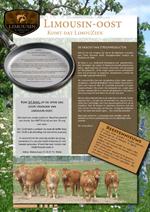 Limousin Nieuwsbrief maand Maart